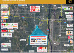 MN. Shingle Creek Crossing: Competition Map