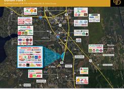 Durbin Park: The Pavilion: Competition Map