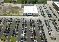 FL. Goldenrod Marketplace: Marshall's Parking Lot