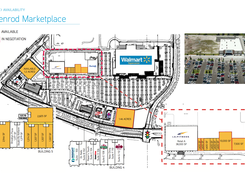 FL. Goldenrod Marketplace: Availability Site Plan