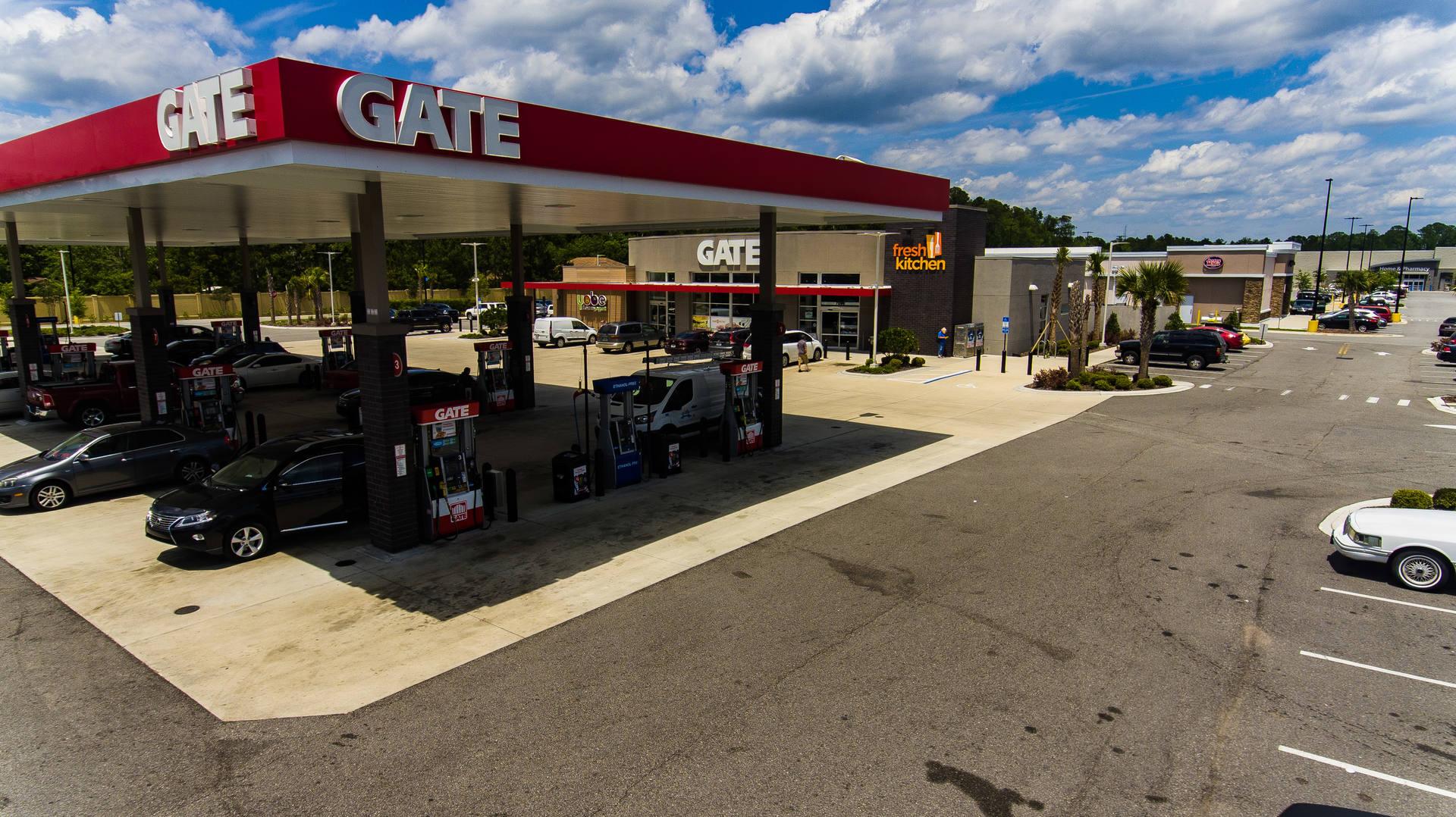 Jacksonville FL: FL  Collins Plaza Walmart Supercenter