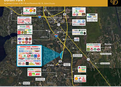 Durbin Park: East (Phase II): Competition Map